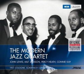 THE MODERN JAZZ QUARTET 1957