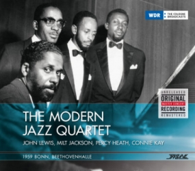 THE MODERN JAZZ QUARTET 1959