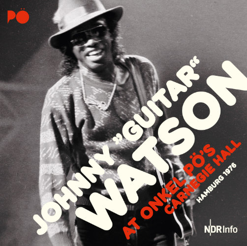 N 77039 Johnny Guitar watson Frontcover