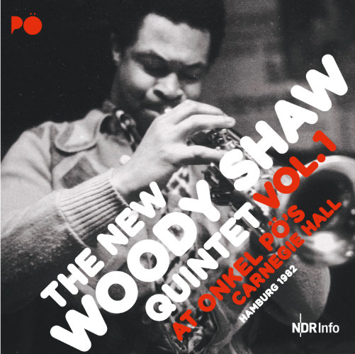 N 77045 Woody Shaw Frontcover
