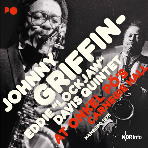 N 77046 Johnny Griffin Frontcover