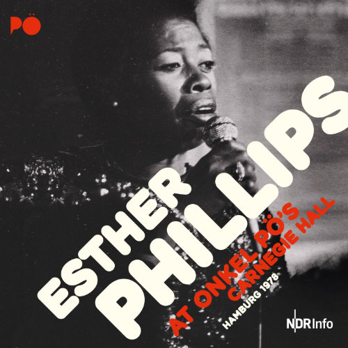 N 77047 Esther Phillips Frontcover